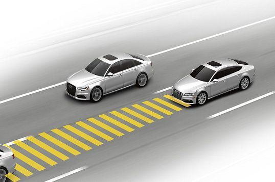 Safest Car On The Market Safety Features Of Audi A Series - Audi car features